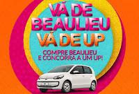 Promoção 'Vá de Beaulieu, vá de Up!' www.beaulieu.com.br/vadeup