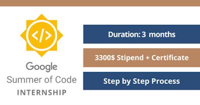 برنامج Google Summer Internship 2021   براتب 3300 دولار أمريكي Stipend + شهادة