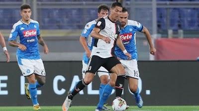 أزمة تُهدد إقامة مباراة يوفنتوس ونابولي الليلة