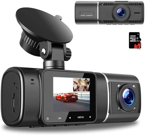 Review S SEND CORD HDR Dash Cam Car Camera