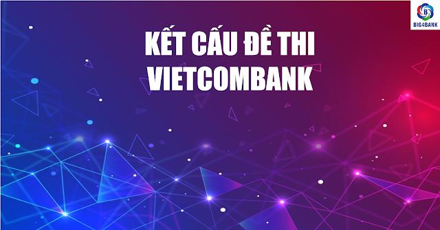 Kết Cấu Đề Thi Vietcombank