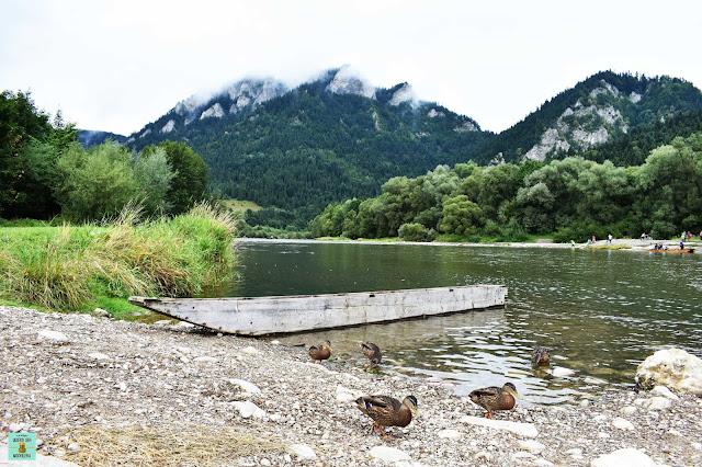 Parque Nacional de Pieniny, Polonia