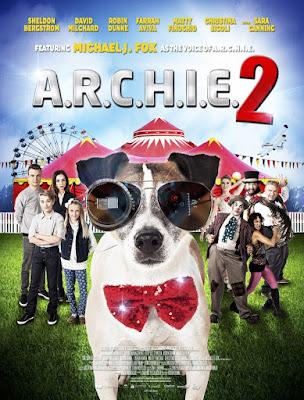 A.R.C.H.I.E 2 [2018] [DVD] [R1] [NTSC] [Latino]