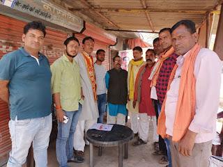 पंचायत चुनाव में जिले के शिवसैनिक प्रत्याशी भी लड़ेंगे चुनाव : मनोज विद्रोही