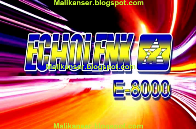 Echolenk E-8000 Hd Receiver Sgb2 With Gprs 1506t/f By Usb