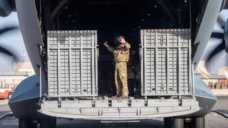 بعد 20 عاما.. انسحاب القوات الأميركية بالكامل من أفغانستان