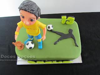 bolo futebol bragança