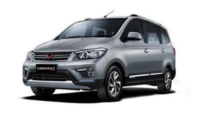 Mobil impian keluarga yang Pas Wuling Convero