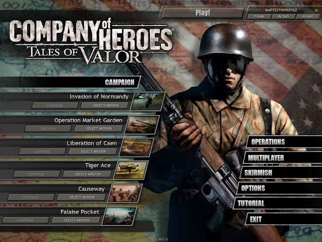 Company of Heroes Complete Edition - PC Game Torrent Download