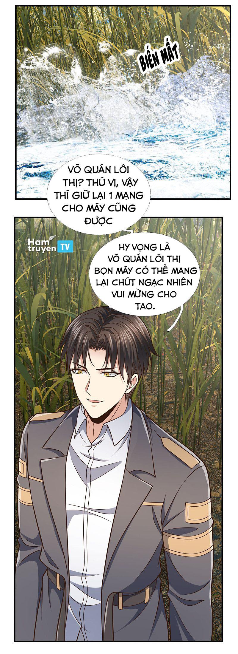 Ta Là Chiến Thần Vô Song Chương 97 - Truyentranhaudio.online