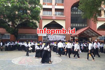 Informasi Pendaftaran Mahasiswa Baru (UIA) 2021-2022