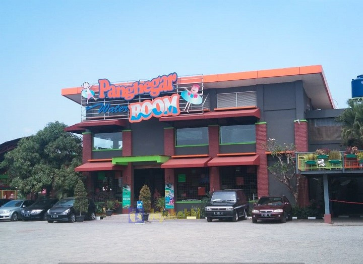 Harga Tiket Masuk dan Review Panghegar Waterboom Bandung