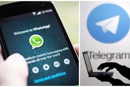 Hacker Bisa Memanipulasi File Media yang Ditransfer melalui WhatsApp,Telegram! .Sampai Mencuri Data-data Anda