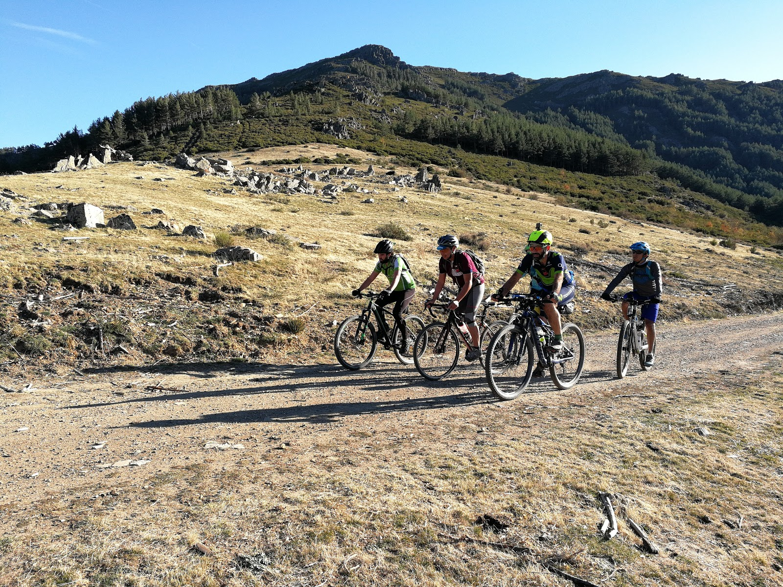 Sierra Norte Bike Challenge El Soplao Madrileño En Bici Por Madrid