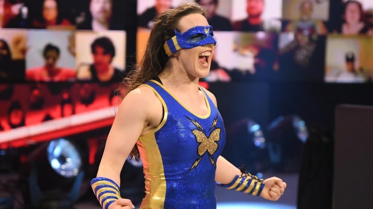 Nikki A.S.H faz o cash-in do Money in the Bank e conquista o RAW Women's Championship