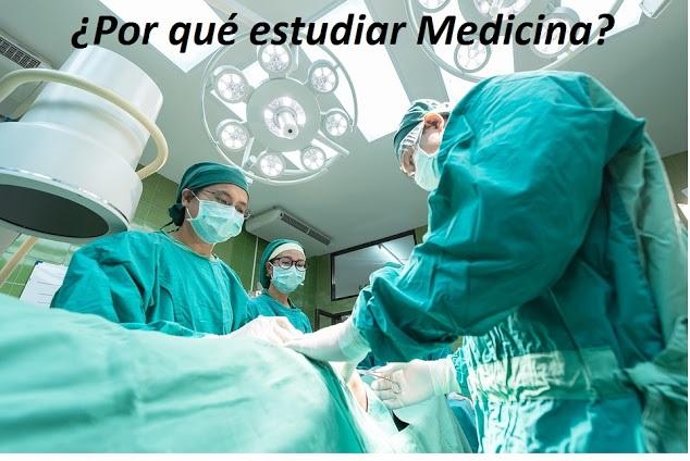 Por que estudiar Medicina - Orientación Vocacional en San Luis Lima Perú