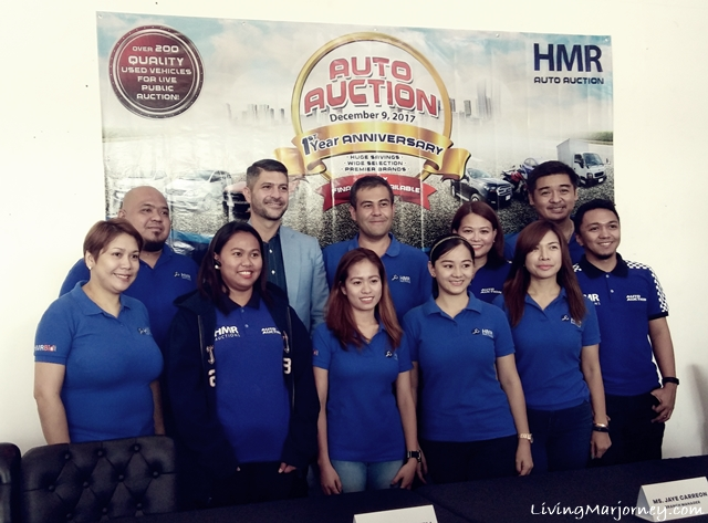 HMR Live Auto Auction in Manila