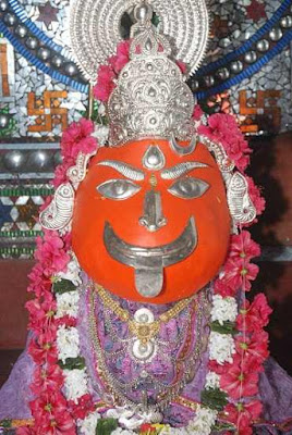 Chandrahasini devi, chandrapur