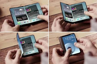 Samsung Will Soon Launch The Foldable Phone