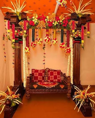 Home Decorations for Wedding in Karnal