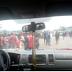 Ekiti University Students Protest Arrest Of Suspected Yahoo Boys On Campus