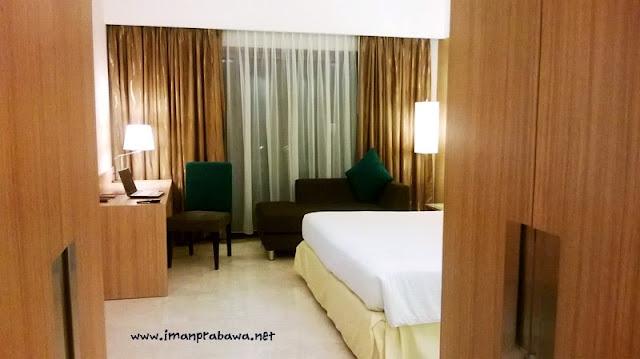 Kamar Hotel Novotel Surabaya