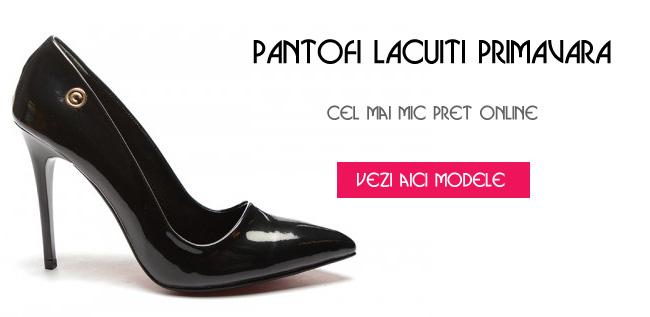 pantofi lacuiti eleganti