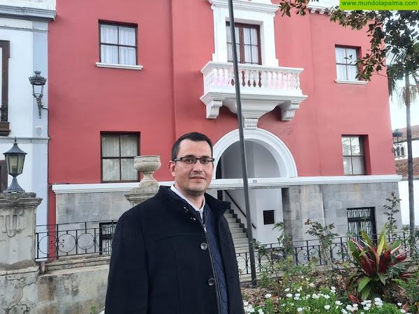 Óscar Javier Hernández toma posesión como nuevo concejal del PP en San Andrés y Sauces