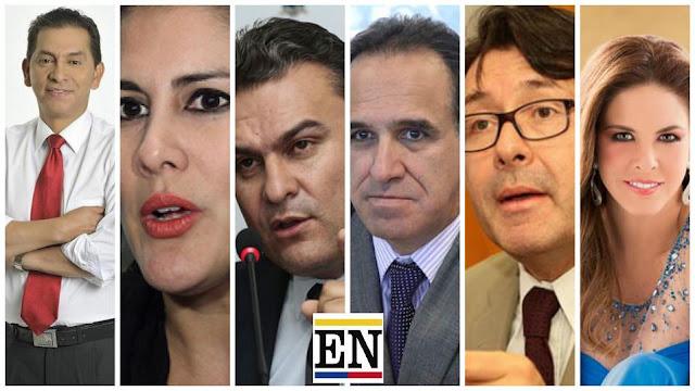 encuesta asambleistas nacionales elecciones ecuador