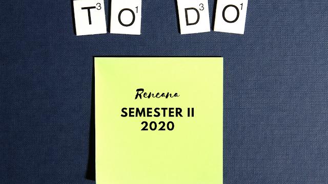 RENCANa semester II 2020