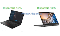 Logo Lenovo ''Pre Black Friday'': fino al 12% su ThinkPad Notebook