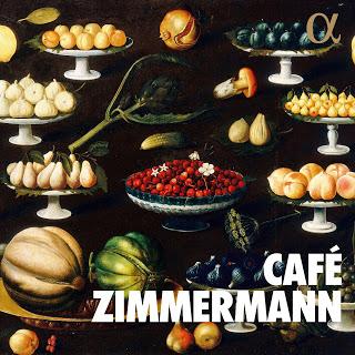 Cafe2BZimmermann2BCollection2B 2BBox2BSet2B16CDs - Cafe Zimmermann Collection - Box Set 16CDs