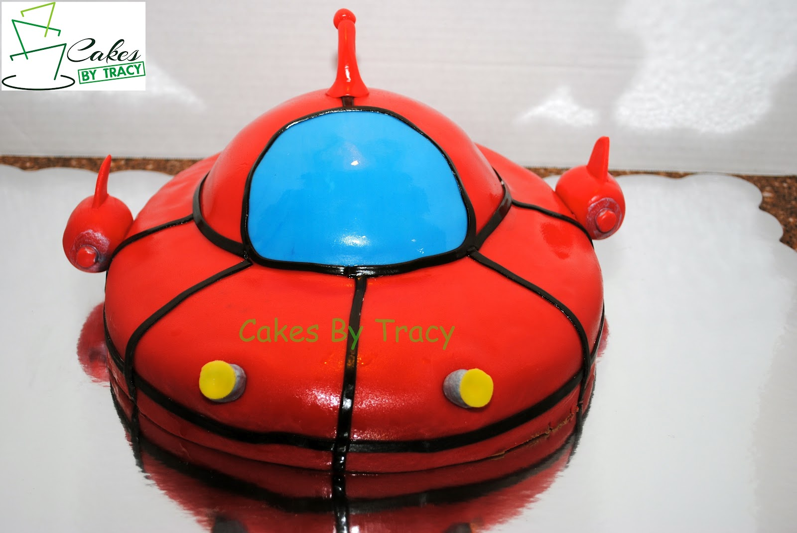 Cakes By Tracy Salem Ar Little Einsteins Rocket Cake