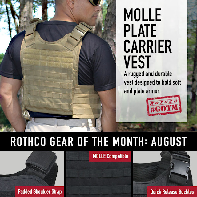 The Ultimate Tactical Vest #GOTM