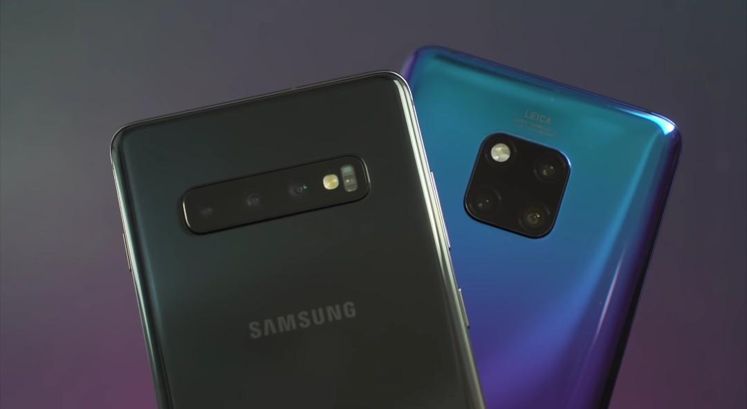 Camera Comparison - Samsung Galaxy S10 Plus vs Huawei Mate 20 Pro