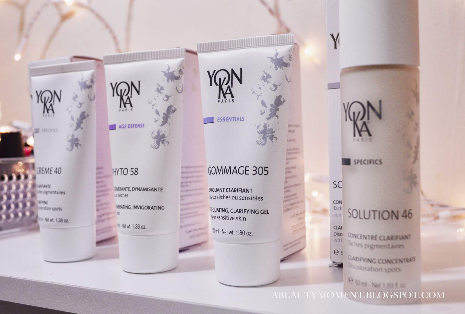 Yonka Skin Care Reviews