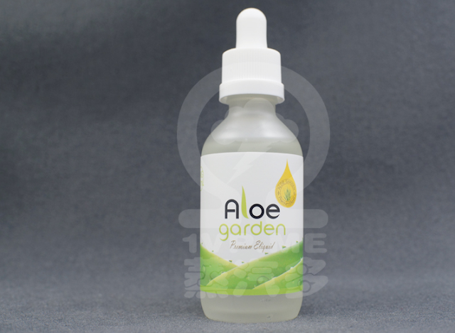 Aloe Garden The Aloe E-liquid With Cool Flavor
