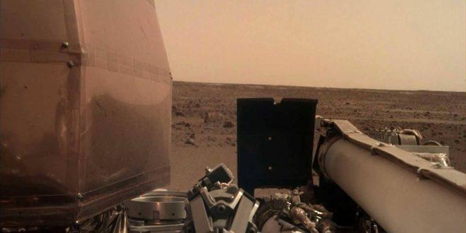 شاهد : أول صورة سيلفي على كوكب المريخ