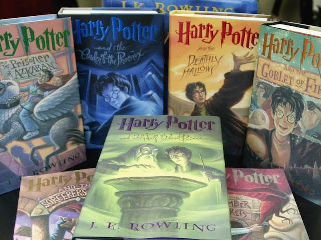 Livros de 'Harry Potter' são removidos de escola católica dos EUA após recomendação de exorcistas   Ordem da Fênix Brasileira
