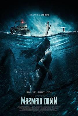 Mermaid Down [2019] [NTSC/DVDR- Custom HD] Ingles, Español Latino