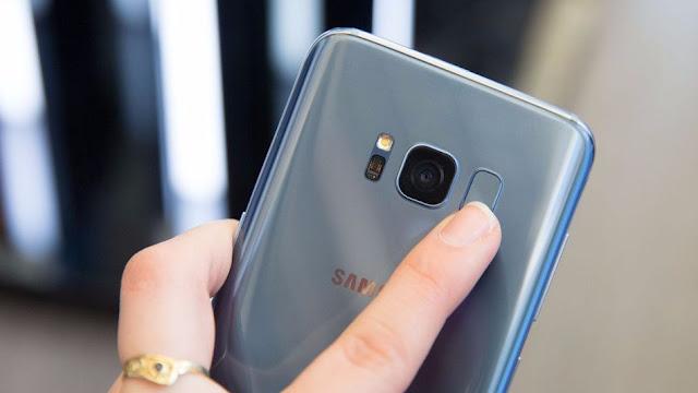 يمكنك الآن فك قفل حاسوك بنظام ويندوز 10 باستخدام قارئ بصمة الأصبع فقط الخاص ب Samsung Galaxy S8