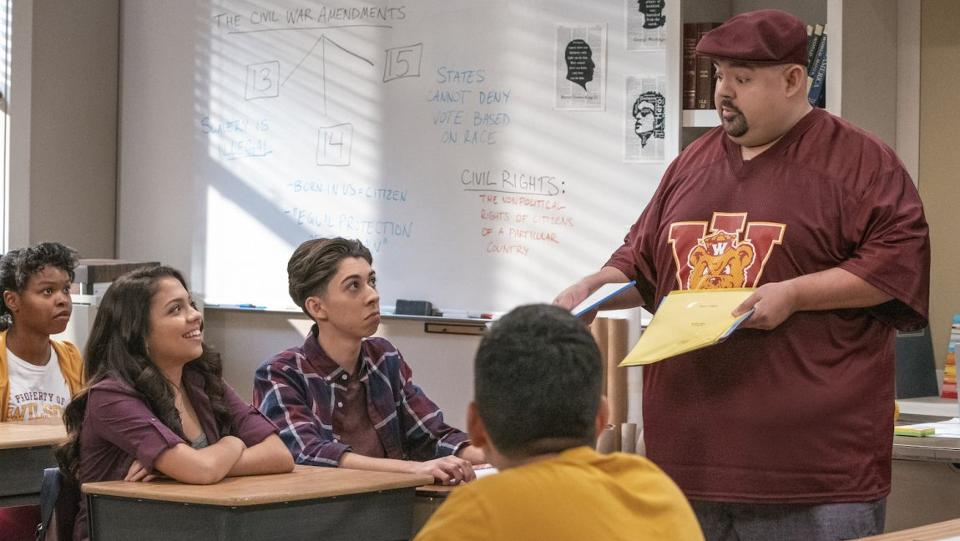 Mr. Iglesias, Profesor Iglesias, Gabriel Iglesias, serial, Netflix, sitcom, seriale komediowe