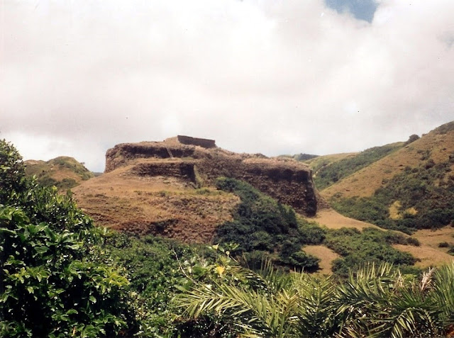 The ijang served as a defensive fortress for precolonial Ivatans