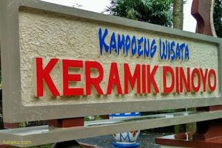 Kampung Wisata Keramik Dinoyo