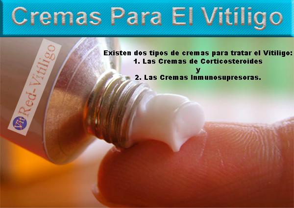 Cremas Para El Vitiligo