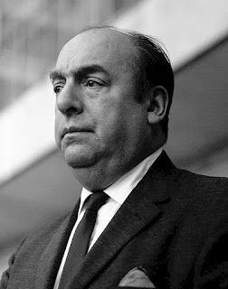 Pablo Neruda Quotes. Inspirational Quotes On Love, Poem & Life. Short Word Lines.