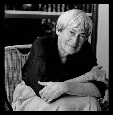 Ursula K. Le Guin - Photo © by Marian Wood Kolisch