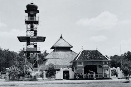 Ciri Khas Masjid Agung Demak sebagai Peninggalan Masjid Kuno di Nusantara
