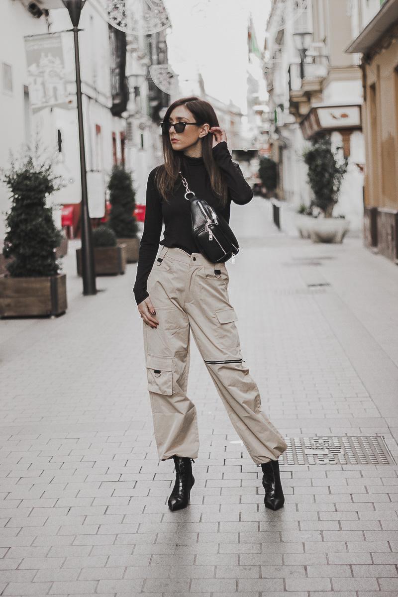tendencia pantalones militares