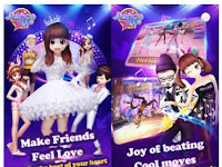 Daftar Dance Up Indonesia Online | Apk Mod Cheat Terbaru